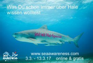 Erweiterung des Seaawareness-Online-Kongresses