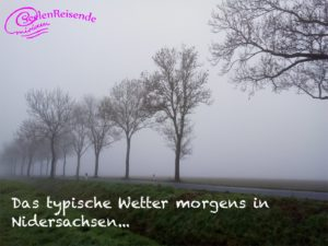 November in Niedersachen